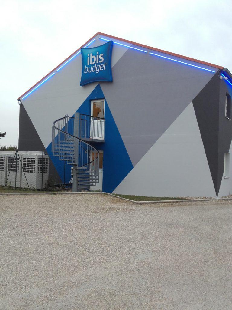 Hôtel ibis Budget Nuits-saint- georges